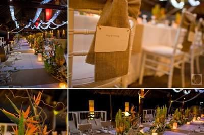 Ideas en tendencia para el diseño y decoración de tu boda 2013