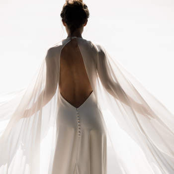 Victoire Vermeulen - Ensemble top + robe VIVARIO, 3 100€