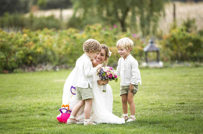 Children & Grandparents: 50 Photos Dedicated to the Most Important Wedding Guests