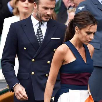 Victoria e David Beckham | Foto Via Pinterest