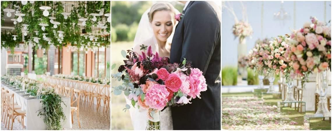 Flores de otoño para tu matrimonio: ambienta cada rincón con las mejores propuestas