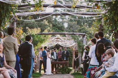 Dicas preciosas para quem vai se casar no campo