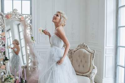С кем пойти на примерку свадебного платья, чтобы сделать правильный выбор? Советы профессионалов!