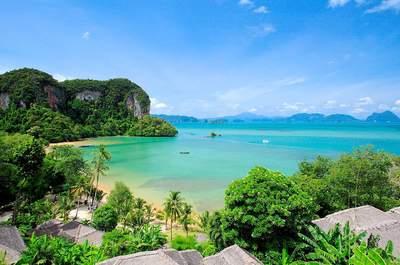 Photo vi: Paradise Koh Yao