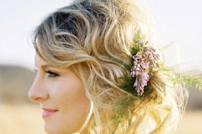 Las claves básicas elegir tu tocado de novia