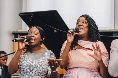 Ohne Musik geht's nicht –Warum Live-Musik zur Hochzeitsfeier & Zeremonie dazugehört!