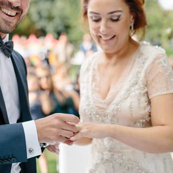 Casamento de Maria & Túlio. Fotografia: Por Magia Photography