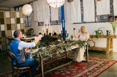 La locura hecha realidad de Pepita y Hans: un amor mágico