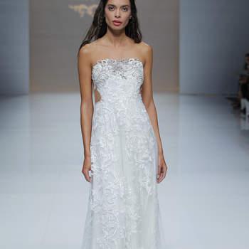 Marco María. Credits: Barcelona Bridal Fashion Week