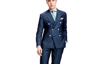 Clásico y casual, la nueva tendencia para el estilo del novio en 2013