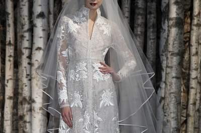 Colección de vestidos de novia 2015 de Naeem Khan - New York Bridal Week