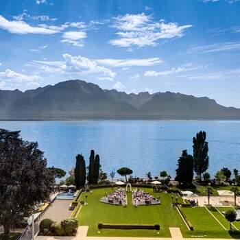 Fairmont Le Montreux Palace. Foto: Schweiz Tourismus Rent a Hotel