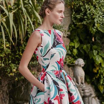Luce hermosa con estos vestidos para invitadas primavera-verano. ¡Los mejores diseños están aquí!