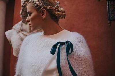 Vestidos de novia Teresa Baena 2017: una nueva colección que mezcla el clasicismo y la frescura