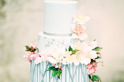 Tendências de bolos de casamento 2017: As sobremesas mais deliciosas para o seu grande dia!