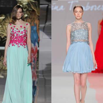 Cabotine / Cristina Tamborero. Credits: Barcelona Bridal Fashion Week