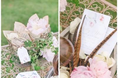 5 dettagli che non possono mancare nel kit cartaceo del tuo matrimonio