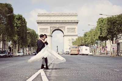 ¡Gana 4 noches en París gracias a HallSt!