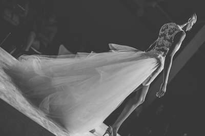 A sensualidade e o romantismo dos vestidos de noiva da Maison Kas no Bride Style 2013