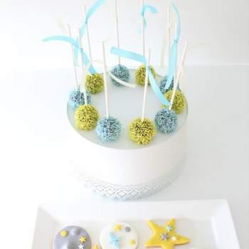 Bolo: Nuvem Cake Design