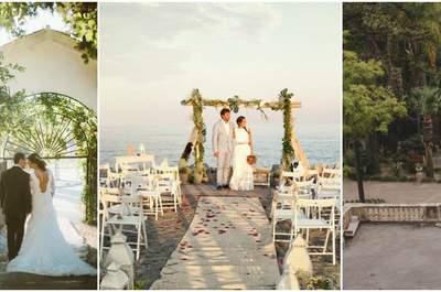 Las 7 mejores haciendas y cortijos para bodas de Málaga