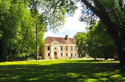Abbaye de Vauluisant : le lieu de réception idéal pour une cérémonie champêtre