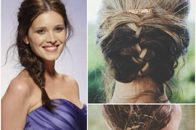 Côté Coiffure : que faire de vos cheveux pour être une mariée tendance en 2015 ?