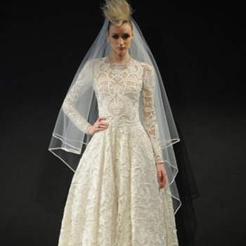 Neem Khan. Credits: Barcelona Bridal Fashion Week