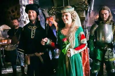¿Te casarías en 30 países? Mira las fotos de esta pareja ¡La boda chilena es encantadora!