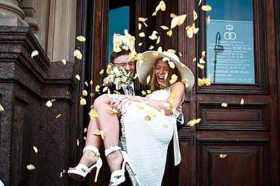 Долой рис: лучшие идеи, чем заменить рис на свадьбе!