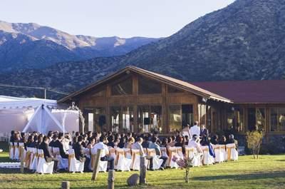 ¿Cómo organizar una boda rústica? ¡Nueve claves para tener un matrimonio inolvidable!
