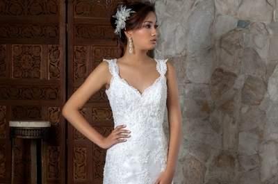 Tiendas de vestidos de novia en Cali: ¡Las 3 mejores para tu look de ensueño!