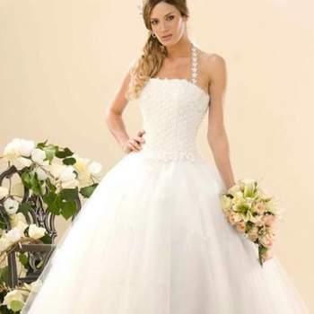 Modelos de vestidos de noiva para todos os gostos: para noivas mais românticas, ousadas, tradicionais e modernas. esta é a coleção de vestidos de noiva Reina Juliette.