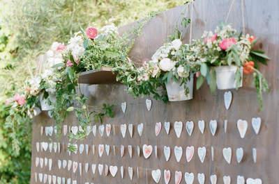 5 ideas innovadoras para decorar tu boda