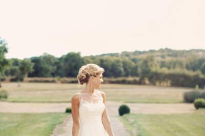 Robes de mariée, chaussures, accessoires, beauté : mes coups de cœur de la semaine