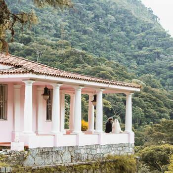 Mansão Rosa | Foto: Werneck Fotografia