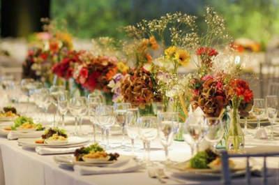 Las 10 mejores banqueteras para matrimonios en Santiago de Chile