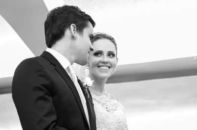 Casamento de Camila & João: um romance que começou em redes sociais