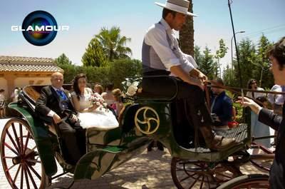 Fotos de boda en Toledo para el recuerdo con Glamour fotógrafos