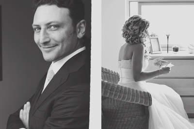 Спонтанность вашей свадьбы на фотографиях Luca Bottaro