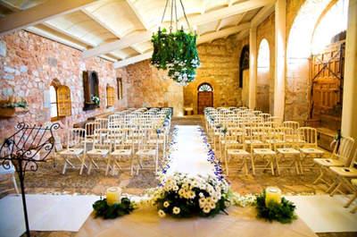 Los Claustros de Ayllón : une réception de mariage unique dans un lieu historique