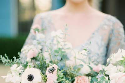 Свадебные букеты. Внесите красок и яркости в ваш образ!