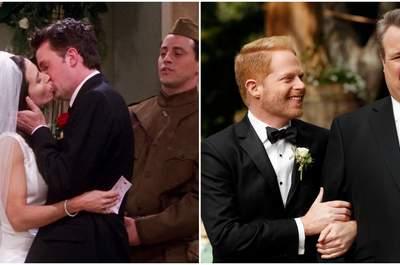 Ocho capítulos de bodas en series que jamás olvidarás
