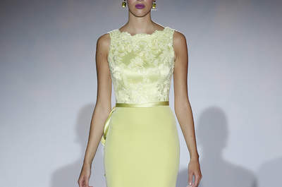 Grüne Festkleider für Hochzeitsgäste 2016 – Wählen Sie die Farbe der Hoffnung!