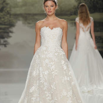 St. Patrick. Credits: Barcelona Bridal Fashion Week