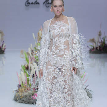Carla Ruiz. Credits: Barcelona Bridal Fashion Week