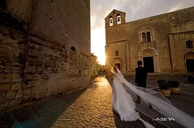 Le 10 migliori location per matrimoni a Roma