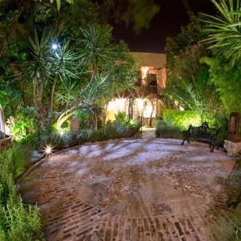 Foto: Hotel Hacienda El Santuario
