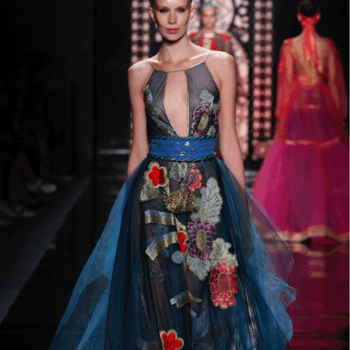 Credits: Reem Acra by Indigitalimages