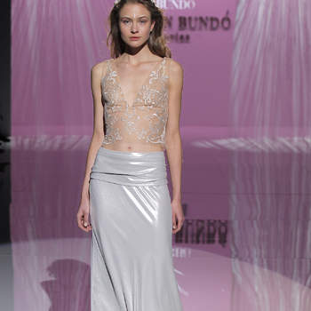 Raimon Bundó. Créditos: Barcelona Bridal Fashion Week